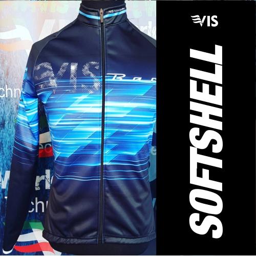 Kreieren Sie Ihre eigene Fahrrad-Softshell-Jacke