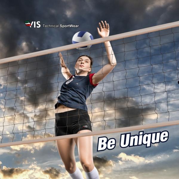 Kundenspezifische Volleyball-Sportbekleidung