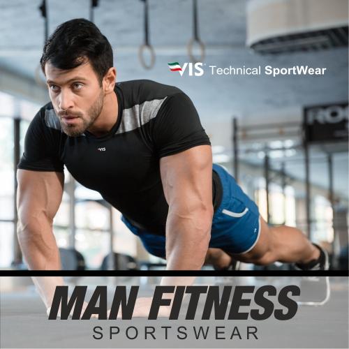 Kundenspezifische Herrenbekleidung für Fitness.